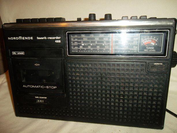 RM-kasetowy z epoki-sprawny