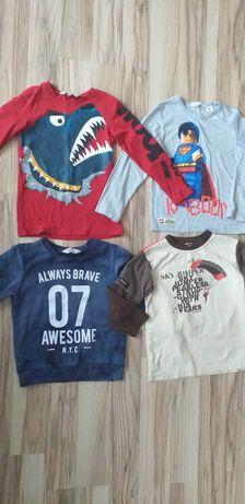 Zestaw bluzeczek dla chłopca