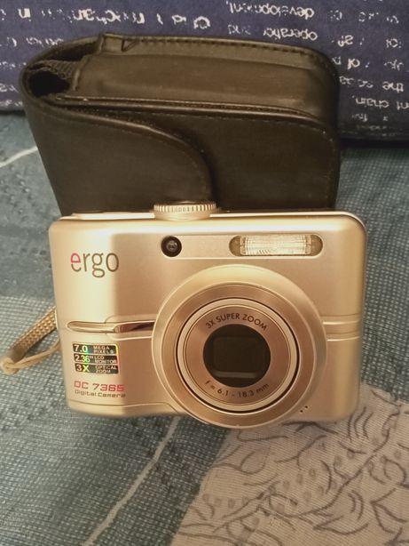 Цифровой фотоаппарат ergo
