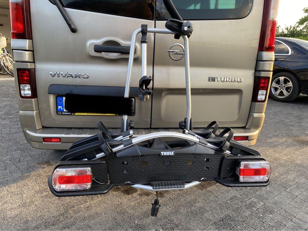 Bagażnik rowerowy na hak do wynajęcia. Wynajem, wypożyczę