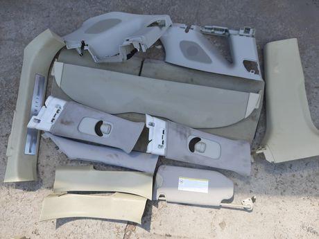 Infinity QX70 FX S51 обшивка багажник накладка порог стойка козырёк