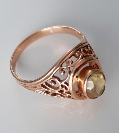 Złoty pierścionek 5g