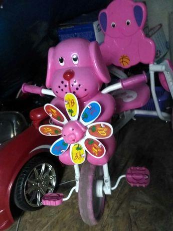Rowerek dziecięcy!