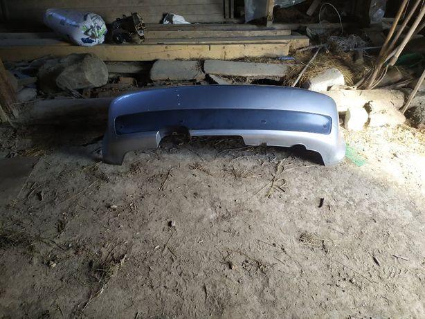 Zderzak Audi s3 8l z czujnikami parkowania polift srebrny