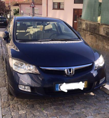 Honda Civic Hybrid 2007 caixa automatica.