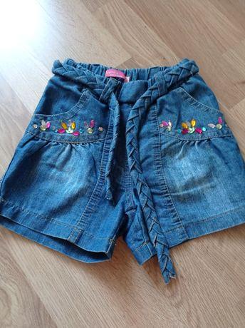 Шорты джинсовые детские