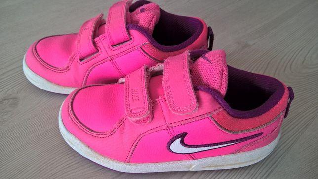 Buty Nike pico różowe 27 16cm