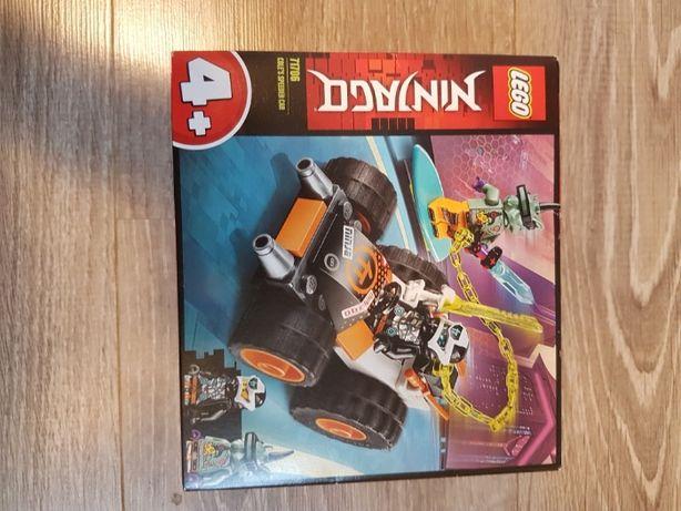 Nowe Lego 71706 Samochód Cole czarny Ninja