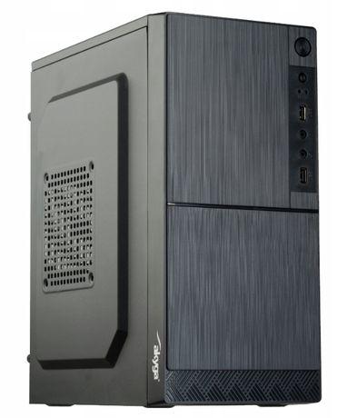 Obudowa Micro ATX Akyga 2x USB 2.0 czarna