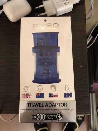 Переходник для путешествий PURO