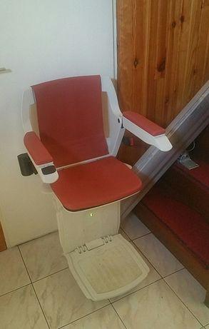 fotel winda schodowa