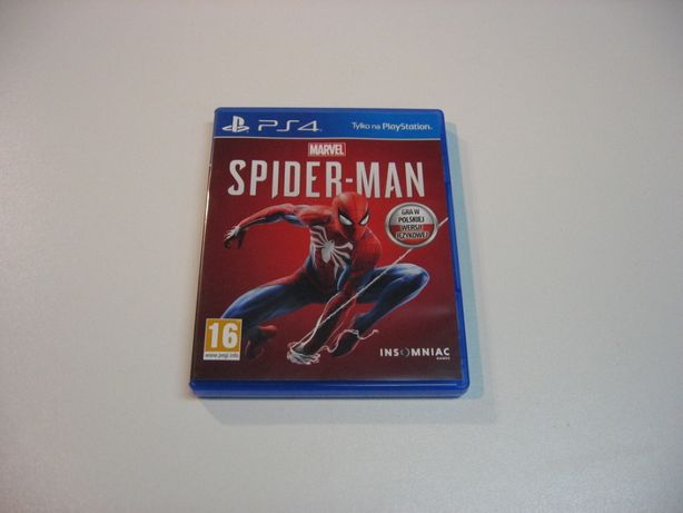 MARVEL Spider-Man Spider Man - GRA Ps4 - Opole 0868