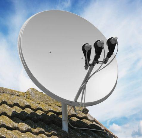 Установка и ремонт Т2 и спутниковой антенны