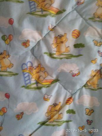 Детское одеяло тёплое
