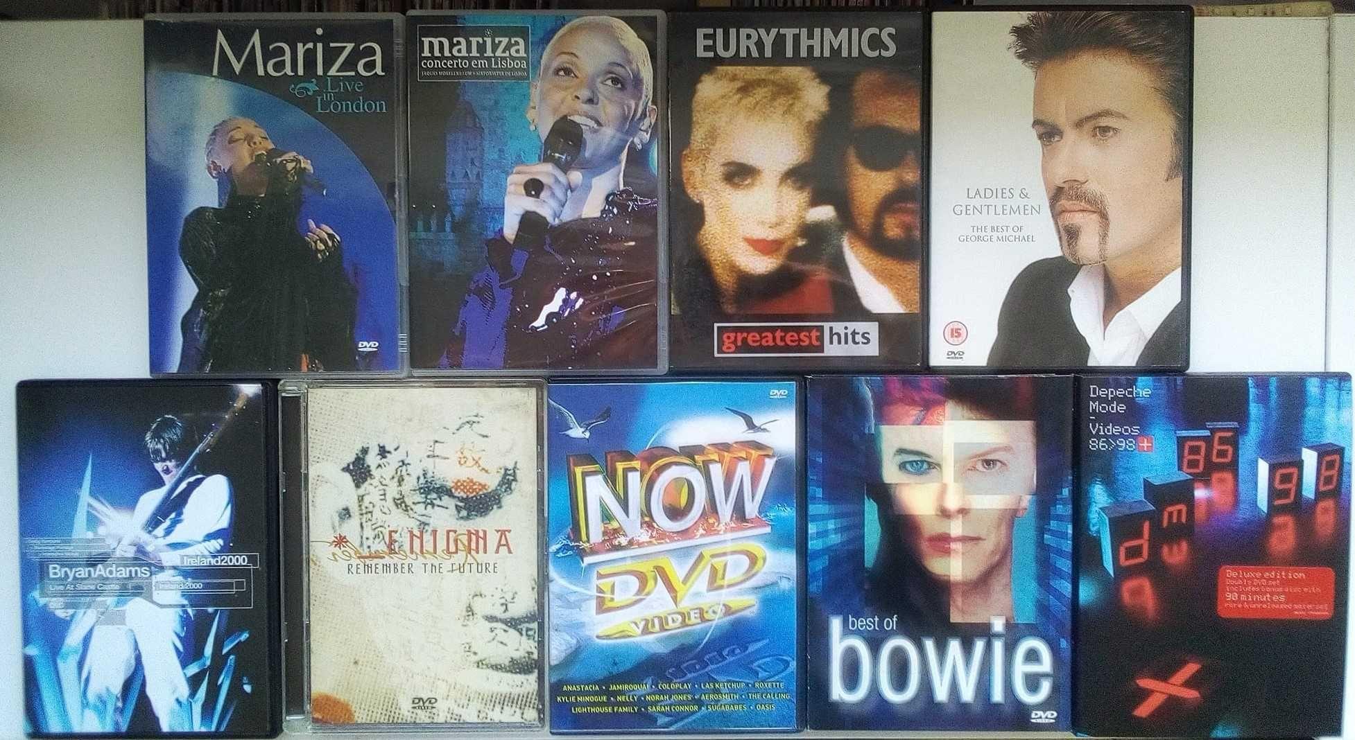 DVD Musica Originais 5 Euros cada