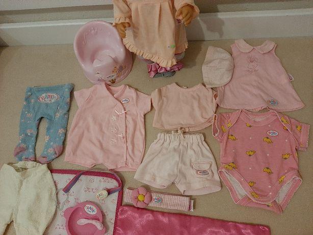 Вещи для Baby Born