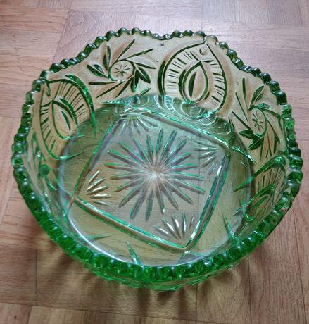 Kryształowa miska
