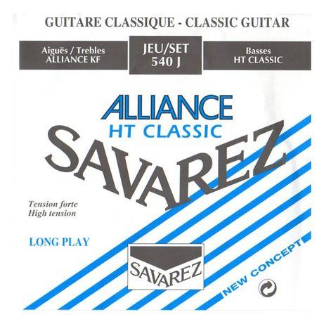 Struny do gitary klasycznej Savarez Alliance 540J