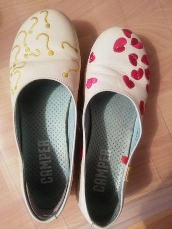 Conjunto Sapatos Camper 39/39/38
