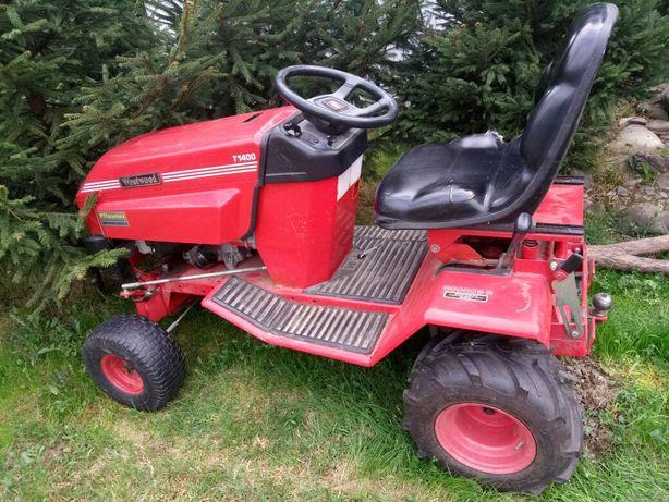 Садовый трактор Westwood T1400