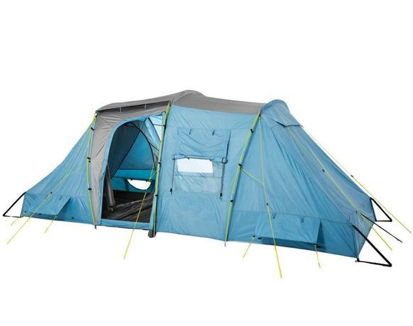 CRIVIT namiot 4 osobowy wejdzie ok 6-9 osobowy rodzinny