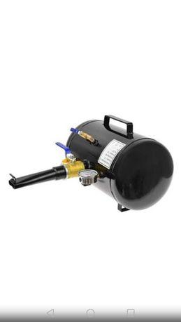INFLATOR - zbiornik / butla do pompowania kół ciężarowych tir