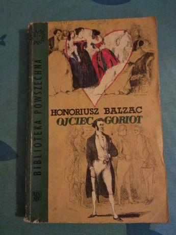 Ojciec Goriot H. Balzac