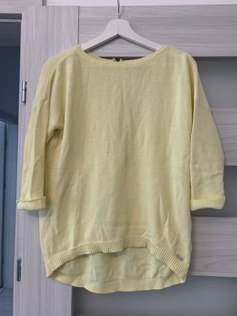 Bluzka sweterek MOHITO wiosna 2020