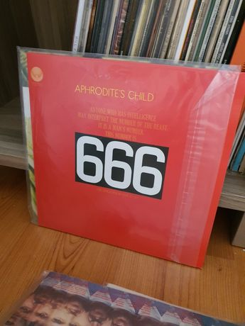 Aphrodite,s Child 666 vinil - music on vinil
