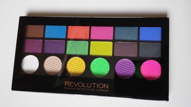 Paletka MAKE UP REVOLUTION Ultra Colour Explosion NOWA!