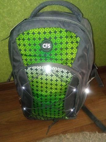 Рюкзак школьный молодежный ортопедический 46х36х16 см 26.5 л