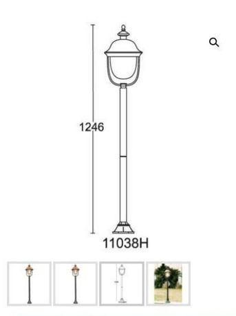 Уличный светильник QMT VERONA