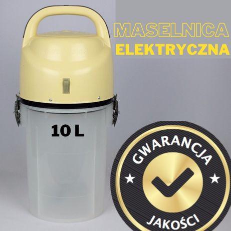 Maszynka do robienia masła elektryczna Maselnica Masłobojka Maśniczka