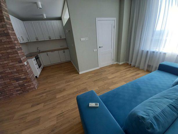 1к квартира с кухней - студией с ремонтом ЖК Сити Парк Ирпень