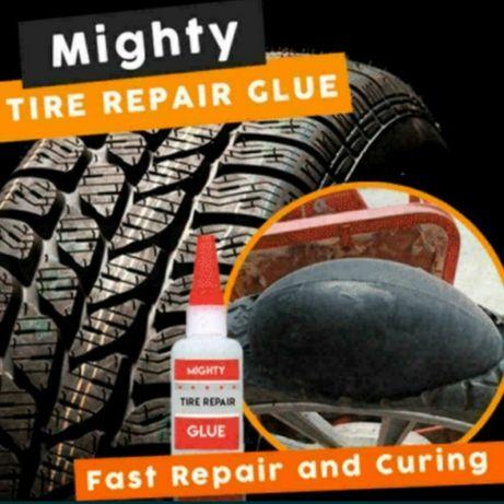 Reparo de qualquer pneu.