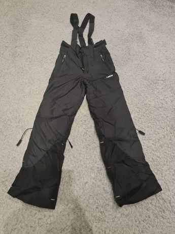 Spodnie narciarskie decathlon 133-142 rozm 140  2 pary!!