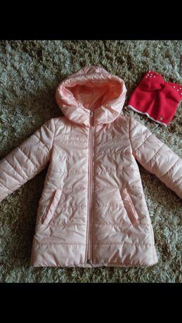 Детская куртка осень-весна