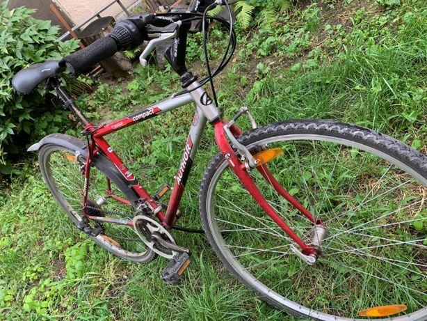"""Велосипед author compact рама:18"""""""