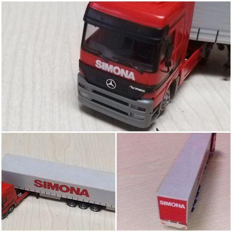 Camião de Mercadorias Simona HO.
