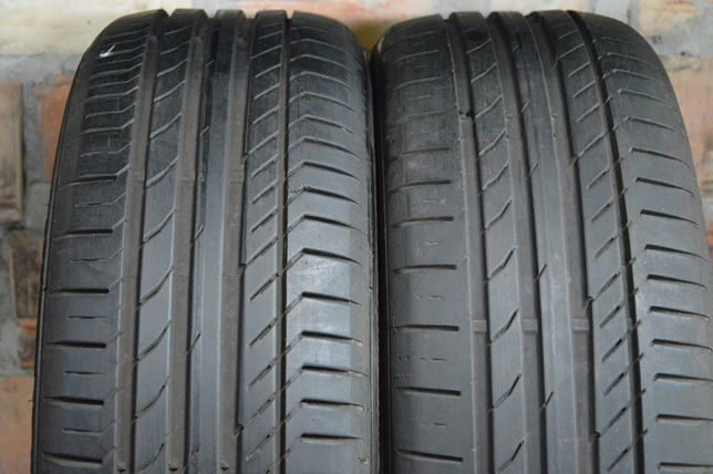 235/55 R18 Continental SportContact 5