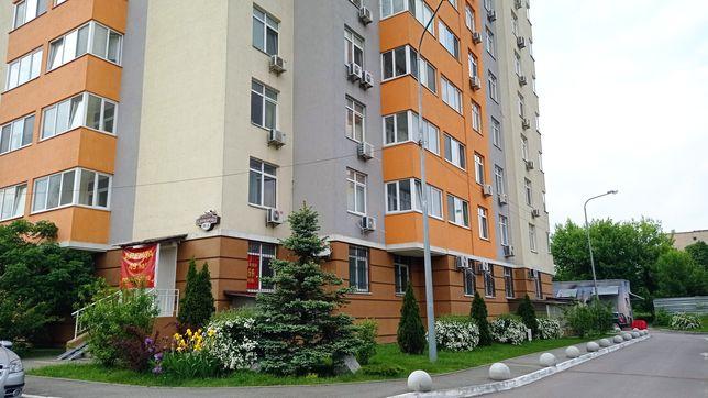 ЖК Комарова 46Б ( Гузара 46), 1-но к.кв. 47 м.кв.  ремонт без комиссии
