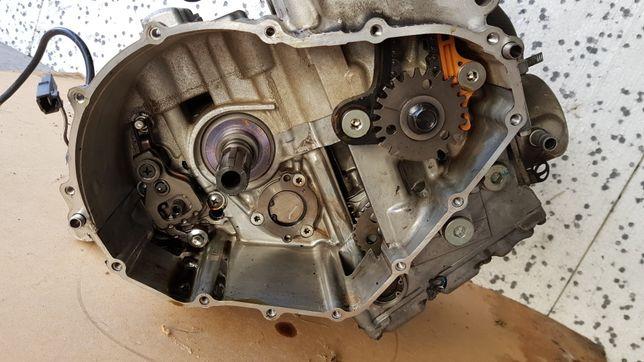 Silnik GSX-R 600 K8 uszkodzony