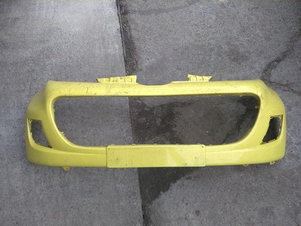 Zderzak przód 2008 - 2012 Peugeot 107 Lift 52119-0h090 żółty