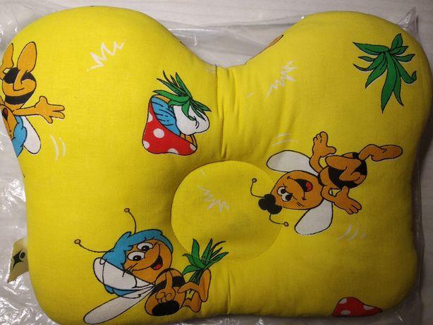 Ортопедическая подушка для детей от 4-х недель и до года