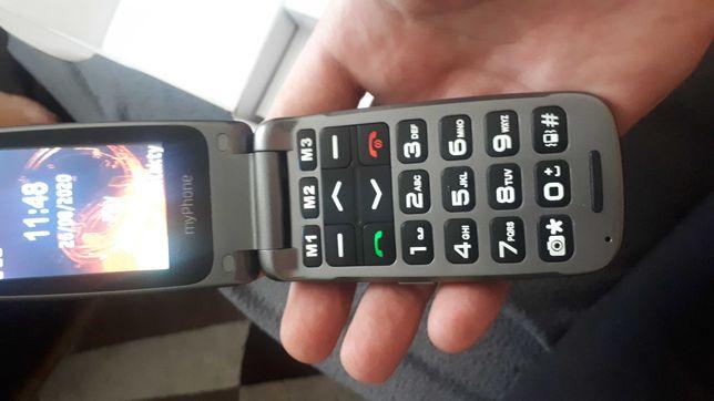 Telefon Myphone Rumba dla starszej osoby !