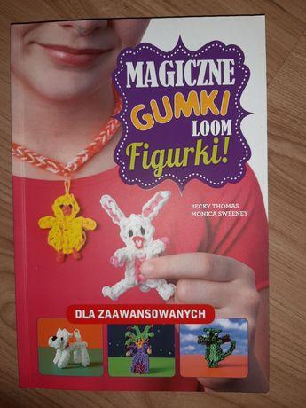 Książka: Magiczne gumki - Figurki