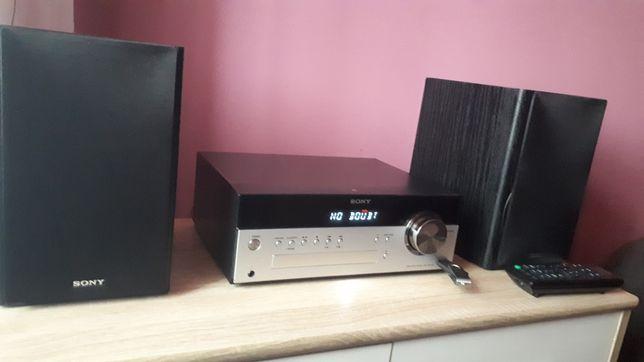 Sony CMT-SBT100 Mini wieża  stan jak nowa