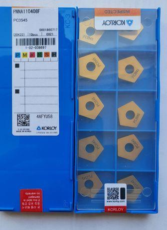Пластина пятигранная 10113-110408 Korloy