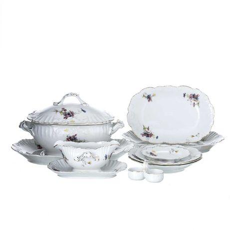 Serviço Jantar Porcelana Vista Alegre