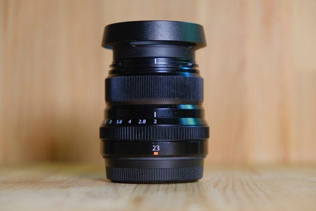 Fujifilm XF 23mm f/2,0 R WR/ отправка без предоплат